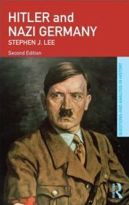 Hitler and Nazi Germany  2nd 2009 (Revised) edition cover