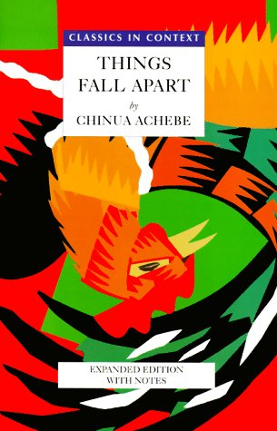 Things Fall Apart   1996 (Expurgated) edition cover