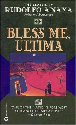 Bless Me, Ultima   1972 9780446600255 Front Cover