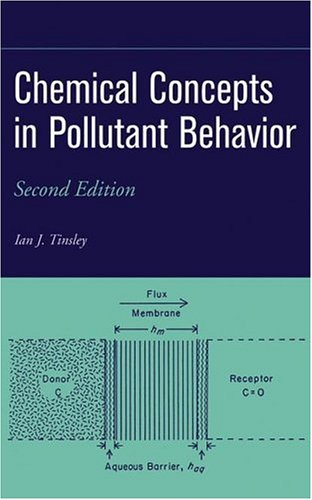 Chemical Concepts in Pollutant Behavior  2nd 2004 (Revised) edition cover