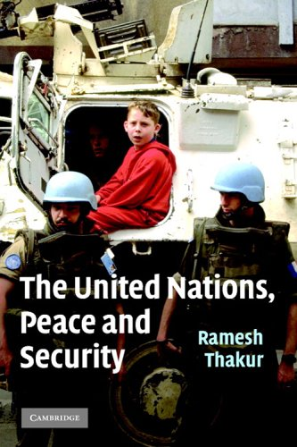 United Nations, Peace and Security From Collective Security to the Responsibility to Protect  2006 edition cover