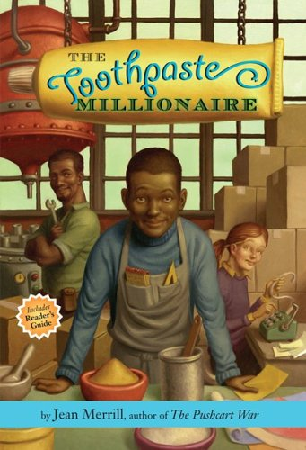 Toothpaste Millionaire   2011 edition cover