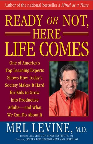 Ready or Not, Here Life Comes   2006 9780743262255 Front Cover