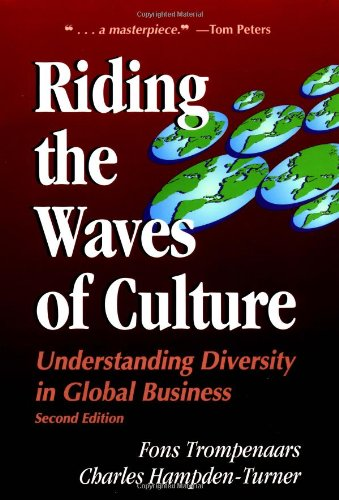 Riding the Waves of Culture Understanding Diversity in Global Business 2nd 1998 (Revised) 9780786311255 Front Cover