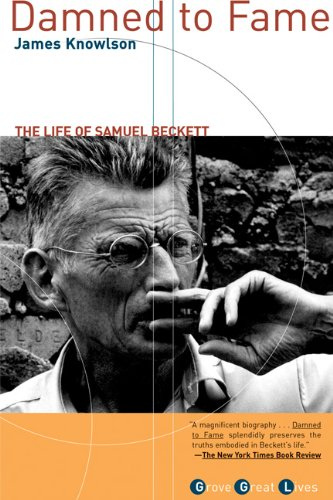 Damned to Fame The Life of Samuel Beckett  2004 edition cover