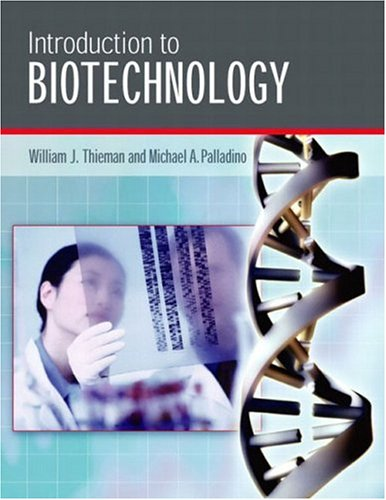 Introduction to Biotechnology   2004 edition cover