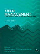 Yield Management Strategies for the Service Industries 2nd 2001 edition cover