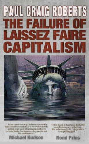 Failure of Laissez Faire Capitalism  N/A edition cover