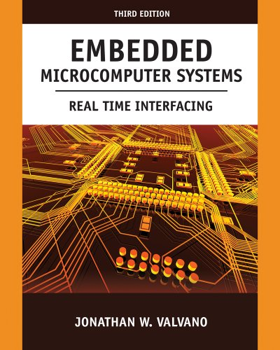 Embedded Microcomputer Systems Real Time Interfacing 3rd 2012 (Revised) 9781111426255 Front Cover