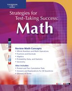 Strategies for Test-Taking Success : Math Mathematics  2006 9781413009255 Front Cover