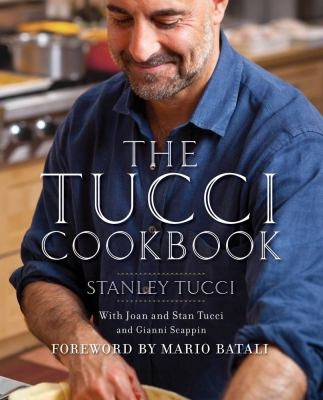 Cover art for The Tucci Cookbook