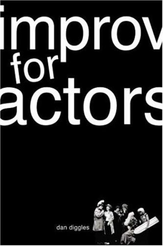 Improv for Actors   2004 edition cover