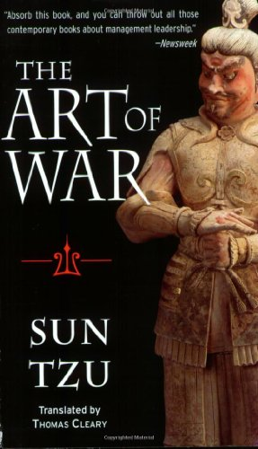Art of War   1988 edition cover