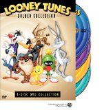Looney Tunes: Golden Collection, 4-disc DVD collection System.Collections.Generic.List`1[System.String] artwork