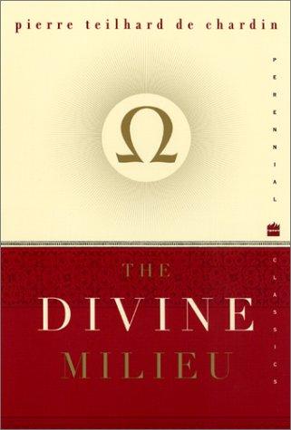 Divine Milieu   2001 edition cover