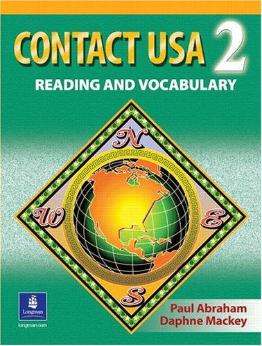 Contact USA 2   2004 edition cover