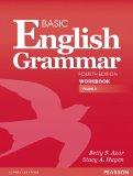 Basic English Grammar Workbook B:   2014 edition cover