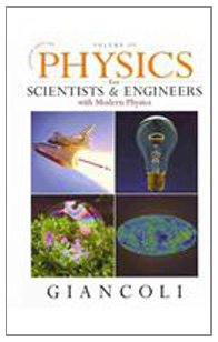 Physics for Scientists and Engineers  4th 2008 edition cover