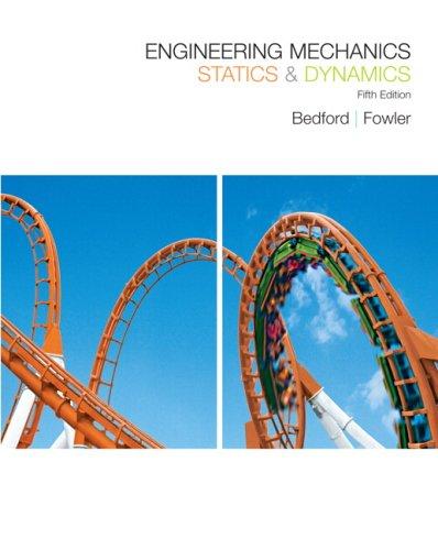 Engineering Mechanics Statics and Dynamics 5th 2008 edition cover