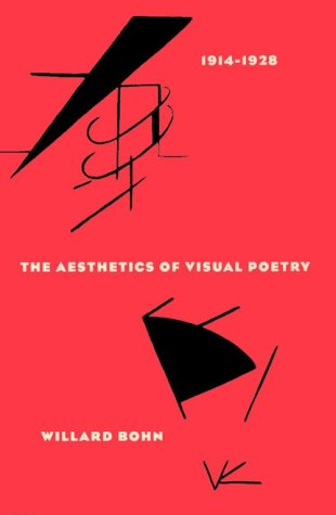 Aesthetics of Visual Poetry, 1914-1928   1993 9780226063256 Front Cover