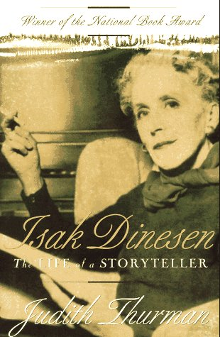 Isak Dinesen The Life of a Storyteller Revised  edition cover