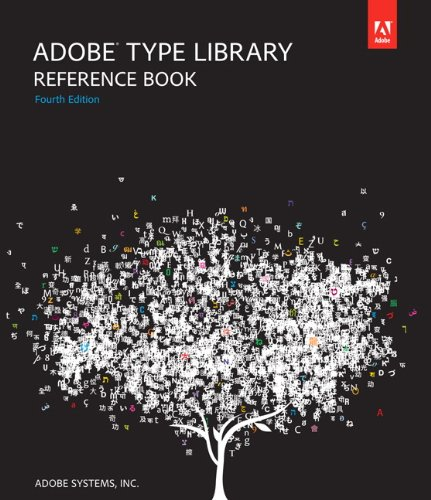 Adobe Type Library Reference Book  4th 2012 (Revised) edition cover