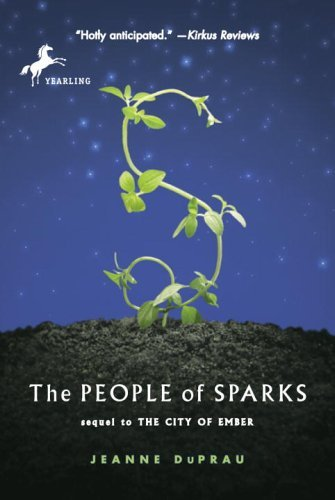 People of Sparks   2004 (Reprint) 9780375828256 Front Cover