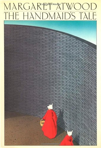 Handmaid's Tale   1986 edition cover