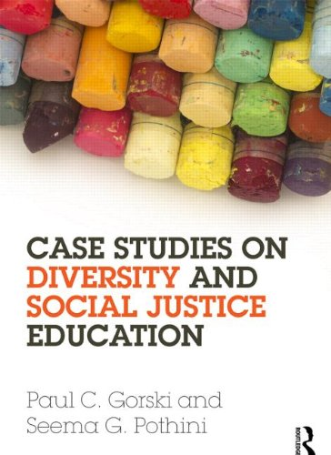 Case Studies on Diversity and Social Justice Education   2014 edition cover