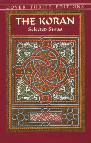 Koran Selected Suras  2000 edition cover