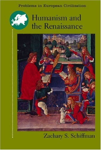 Humanism and the Renaissance   2002 edition cover