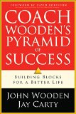 Coach Wooden's Pyramid of Success  N/A edition cover