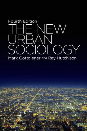 New Urban Sociology Fourth Edition 4th 2010 edition cover