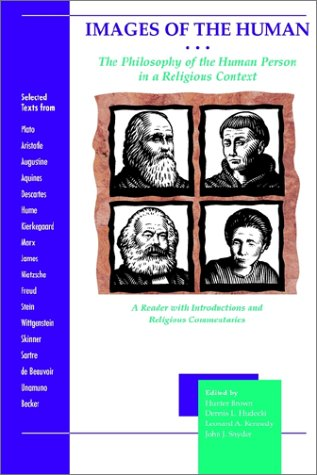 Images of the Human The Philosophy of the Human Person in a Religious Context N/A edition cover