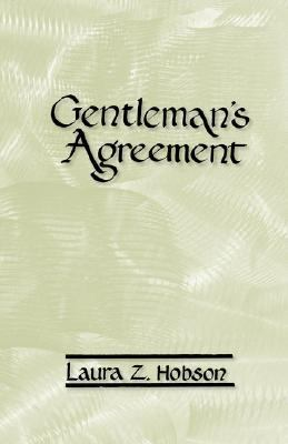 Gentleman's Agreement   1946 edition cover