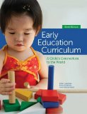 Early Education Curriculum: A Child's Connection to the World  2014 edition cover