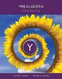 Prealgebra:   2014 edition cover