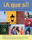 �A Que S�!  4th 2015 edition cover