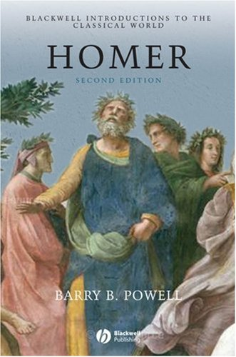 Homer  2nd 2007 (Revised) edition cover