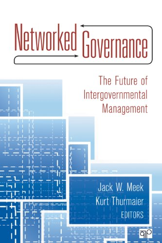 Networked Governance The Future of Intergovernmental Management  2012 (Revised) edition cover