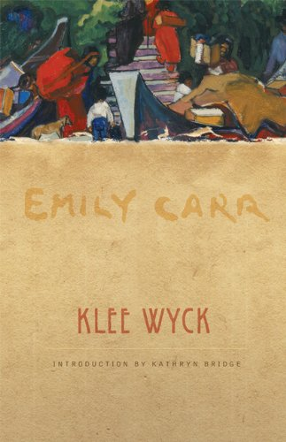 Klee Wyck   2003 edition cover