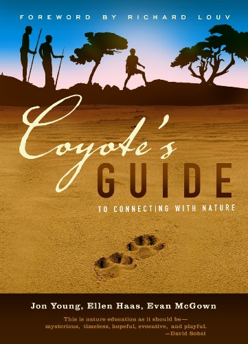Coyote's Guide to Connecting with Nature  2nd 2010 edition cover