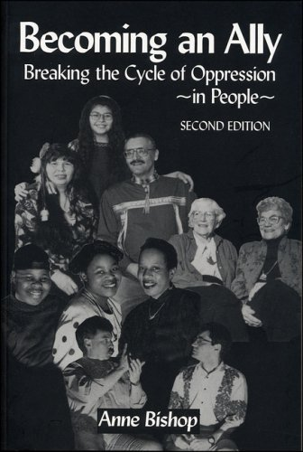 Becoming an Ally Breaking the Cycle of Oppression 2nd 2002 edition cover