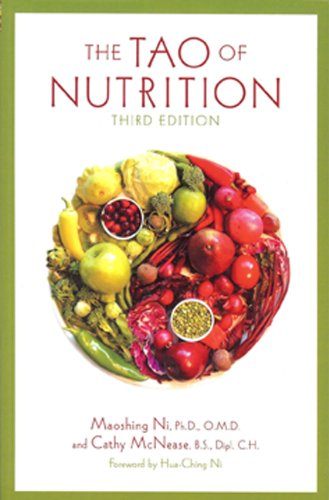 Tao of Nutrition (3rd Ed)  N/A edition cover