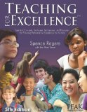 TEACHING FOR EXCELLENCE        N/A edition cover