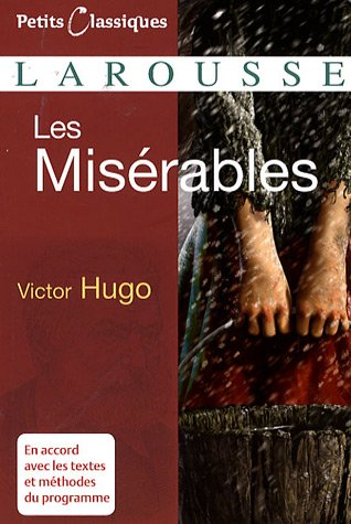 Les Miserables:  2007 edition cover