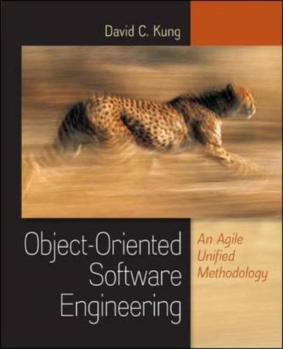 Object-Oriented Software Engineering An Agile Unified Methodology  2014 edition cover