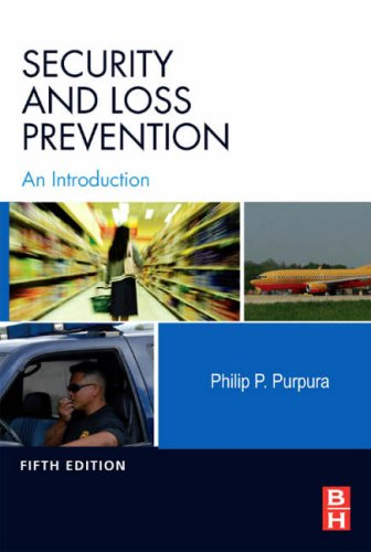 Security and Loss Prevention An Introduction 5th 2007 edition cover