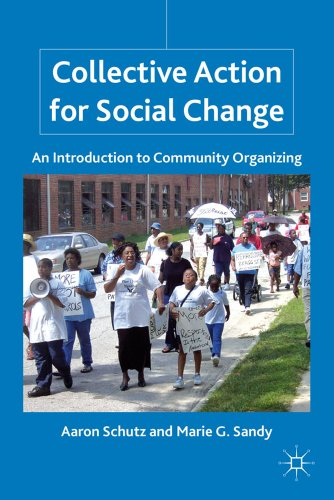 Collective Action for Social Change An Introduction to Community Organizing  2011 9780230111257 Front Cover