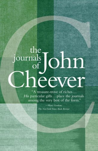 Journals of John Cheever  N/A edition cover